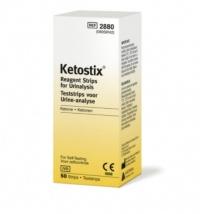 Ketostix Reagent Strips for Ketone Urinalysis