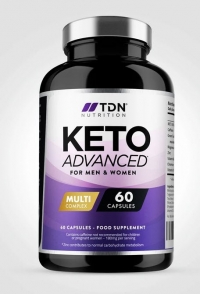 TDN Advanced Keto Diet Pill Capsules